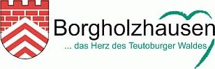 Stadtwappen Borgholzhausen